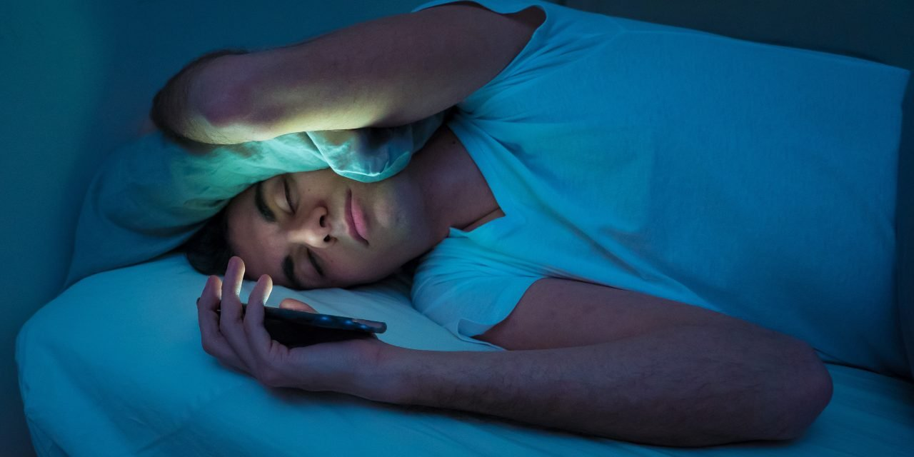 Life Gets Real: Worries Lead to Teen Insomnia